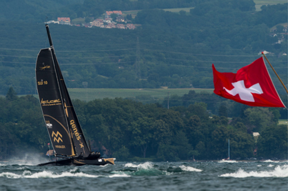 Sailing contest Bol d'Or