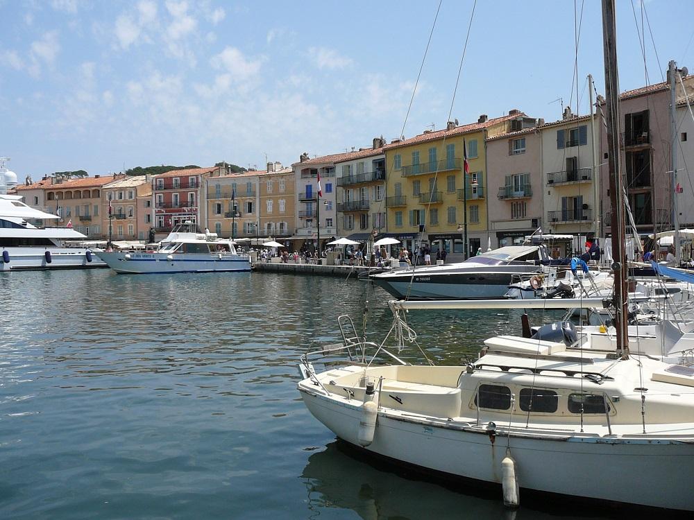 St Tropez, Französische Riviera