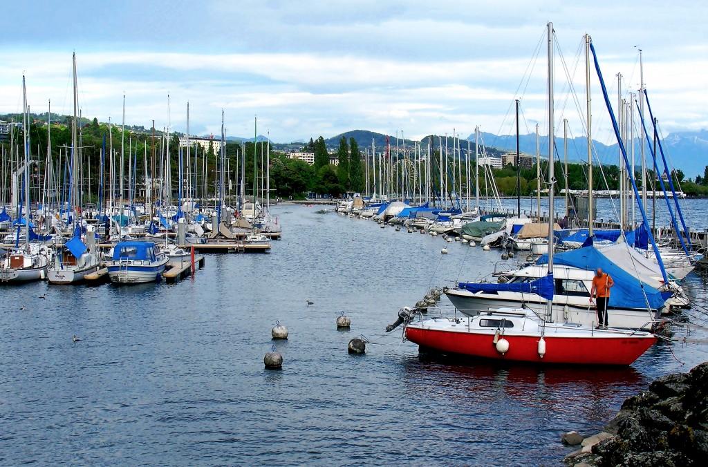 Port de Vidy