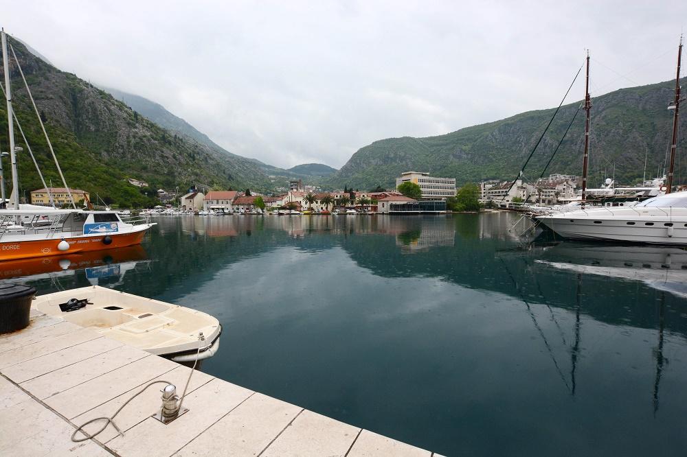 Sailing in Montenegro - Kotor, Herceg Novi and Budva