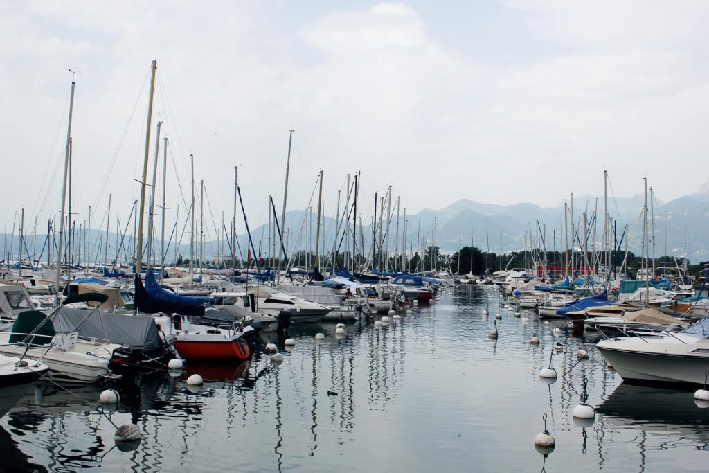 Port de Bouveret