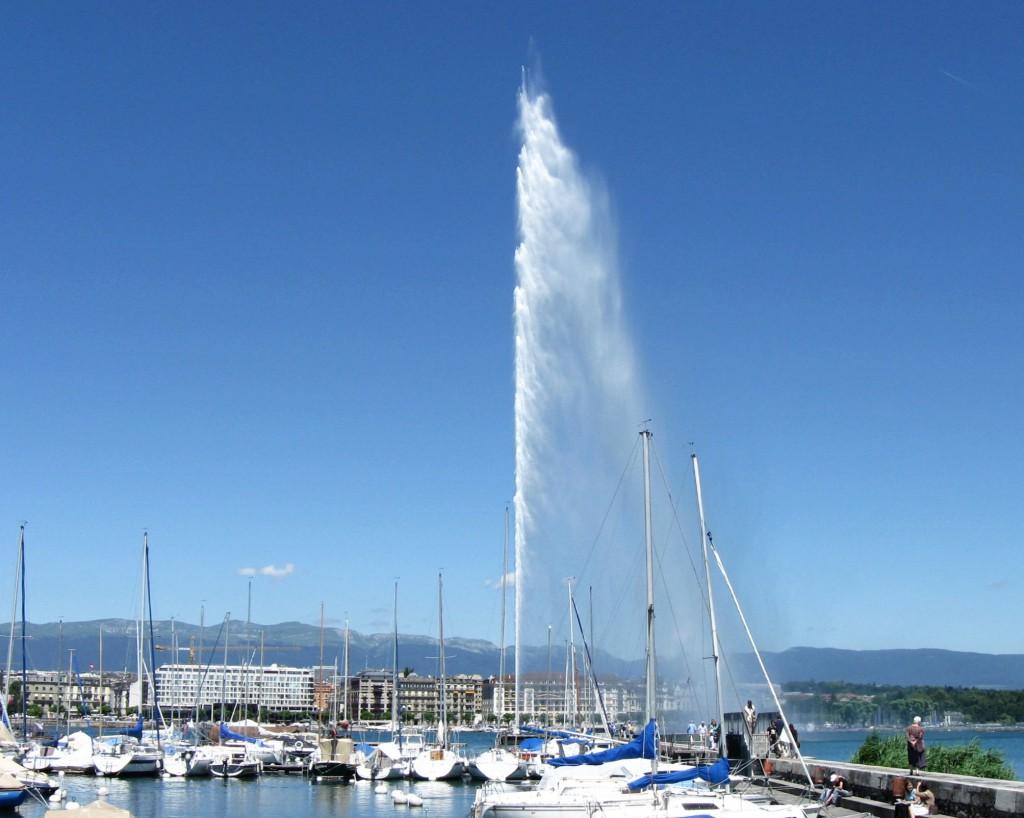 Port des Eaux-Vives