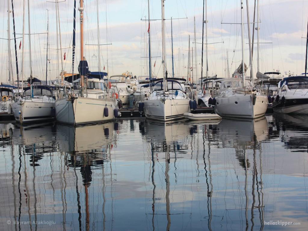 Marinturk Istanbul City port marina