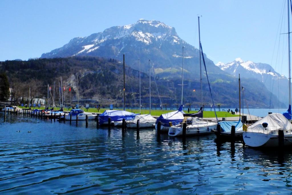 Hafen Fallenbach
