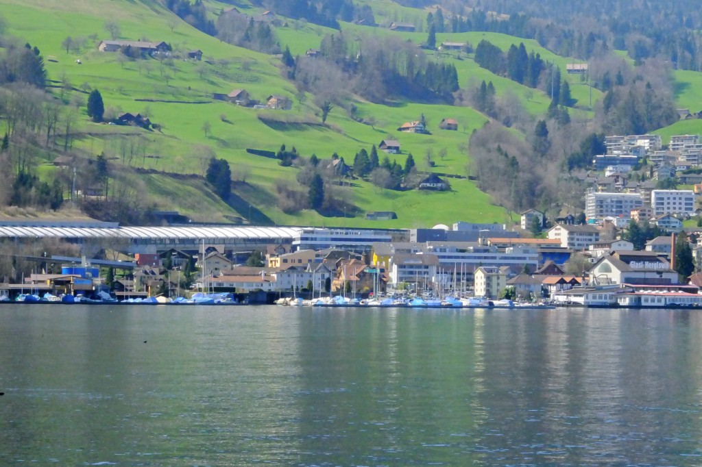 Hafen Hergiswil