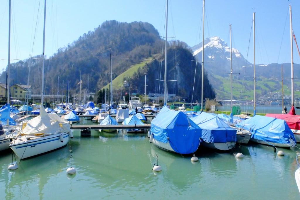 Hafen Stansstad